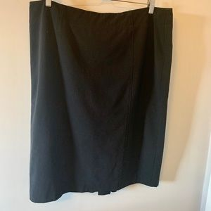 2/$18 CLASSIC / Cleo / Black / Pencil / Skirt
